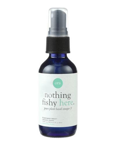 Nothing Fishy Here: Omega-3 Spray
