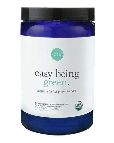 Easy Being Green: Greens Powder