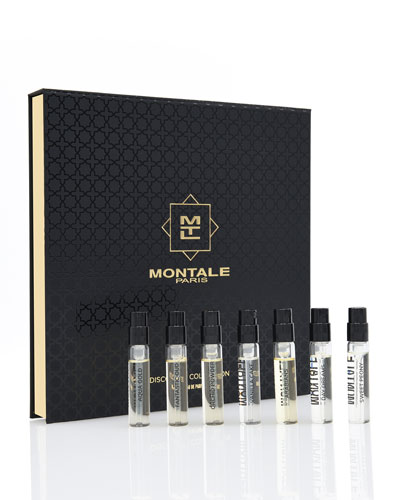 New Fragrances Discovery Collection  7 x 0.1 oz./ 2 mL