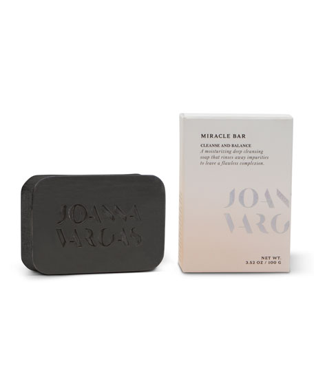 Joanna Vargas Miracle Bar Moisturizing/Cleansing Soap