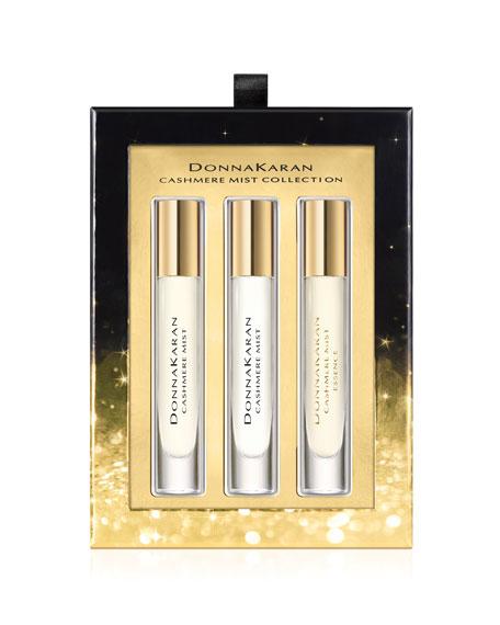Donna Karan Limited Edition Cashmere Collection Purse Spray Trio