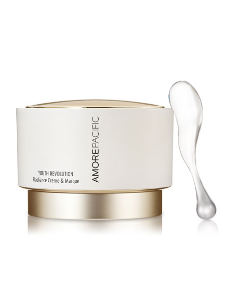 AMOREPACIFIC YOUTH REVOLUTION Radiance Creme & Masque