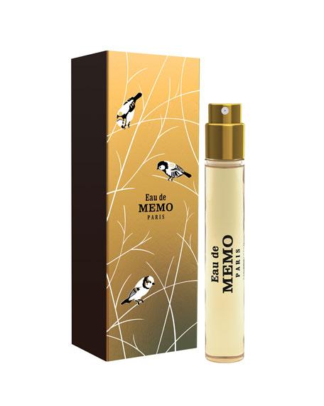 Memo Paris Eau de Memo Travel Spray Refill, 0.3 oz./ 10 mL
