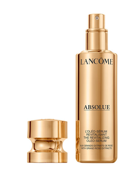 Image 1 of 5: Lancome 1 oz. Absolue Revitalizing Oléo-Serum