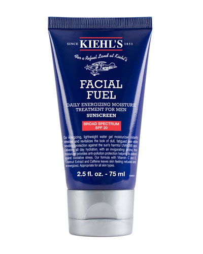 Facial Fuel Daily Energizing Moisture Treatment for Men SPF 20, 6.8 oz./ 200 mL
