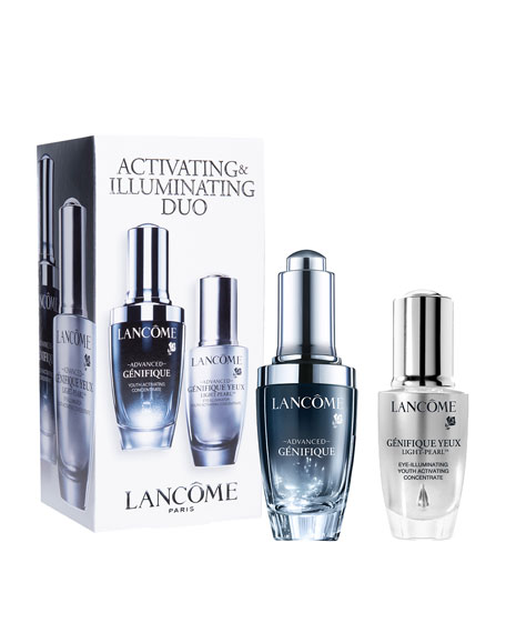Lancome Activating & Illuminating Duo, A $177.00 Value