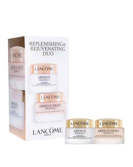 Lancome Replenishing & Rejuvenating Duo, A $380.00 Value