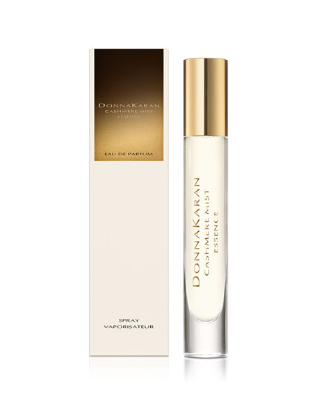 Donna Karan Cashmere Mist Essence Eau de Parfum Purse Spray, 0.24 oz./ 7 mL