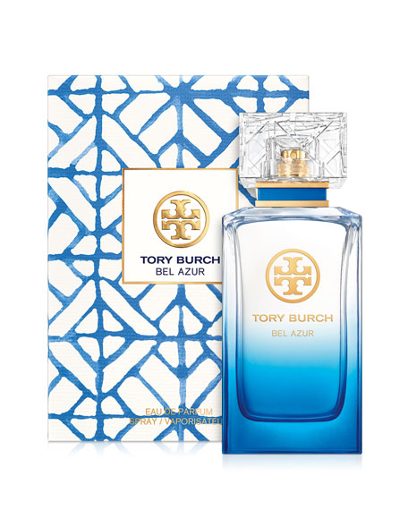 Tory Burch Bel Azur Eau de Parfum Spray, 3.4 oz./ 100 mL