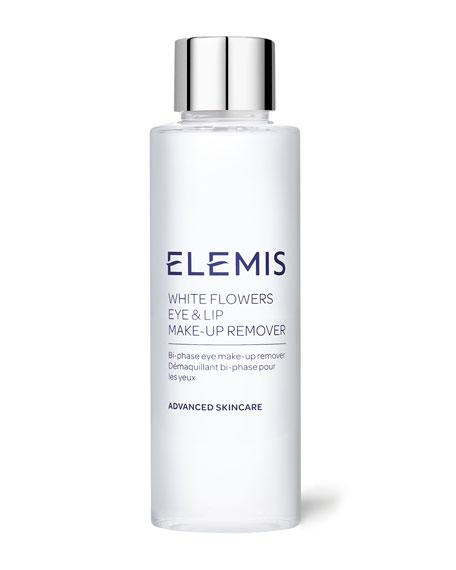 ELEMIS White Flowers Eye & Lip Makeup Remover, 4.2 oz./ 125 mL