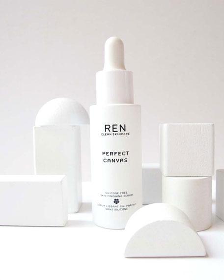 REN Perfect Canvas Skin Finishing Serum and Primer, 1.0 oz./ 30 mL