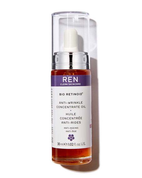 REN Bio Retinoid™ Anti-Wrinkle Concentrate Oil, 1.0 oz./ 30 mL