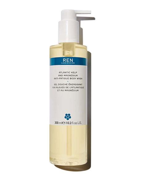 Ren ATLANTIC KELP AND MAGNESIUM ANTI-FATIGUE BODY WASH, 6.8 OZ./ 200 ML