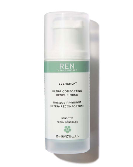 Ren EVERCALM™ ULTRA COMFORTING RESCUE MASK, 1.7 OZ./ 50 ML