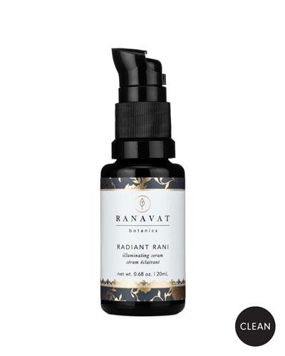 Radiant Rani Illuminating Botanical Serum  0.68 oz./ 20 mL