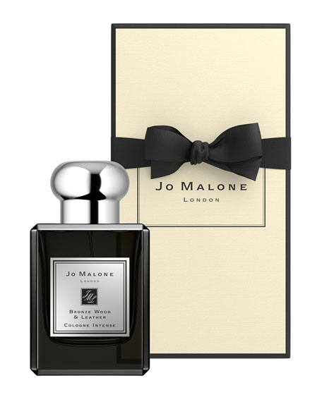 Jo Malone London Bronze Wood & Leather Cologne Intense, 1.7 oz./ 50 mL
