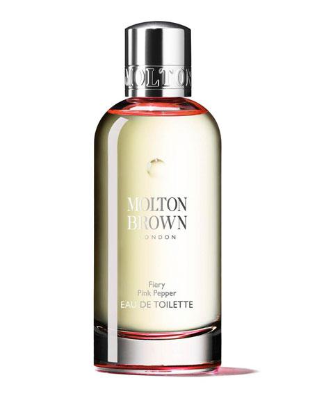 Molton Brown Fiery Pink Pepper Eau de Toilette, 3.4 oz./ 100 mL