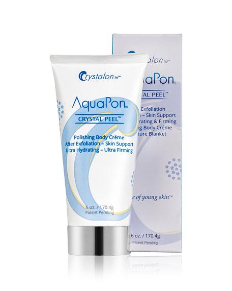 Crystalon AquaPon Polishing Body Cream, 6.0 oz./ 177 mL