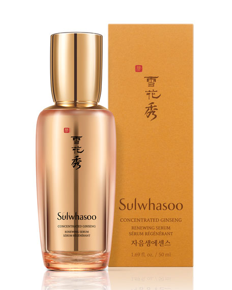 Sulwhasoo 1.7 oz. Concentrated Ginseng Renewing Serum