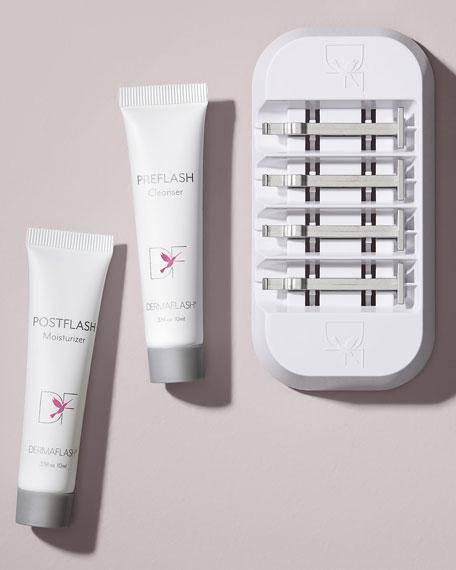DermaFlash The Essentials, 12 Week Supply