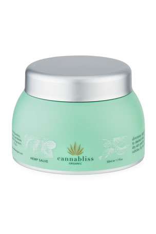 Cannabliss Organic 1.76 oz. Hemp Salve