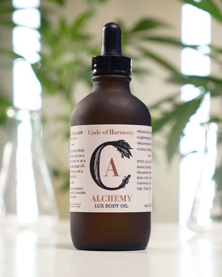 Code of Harmony Alchemy Lux Body Oil Serum