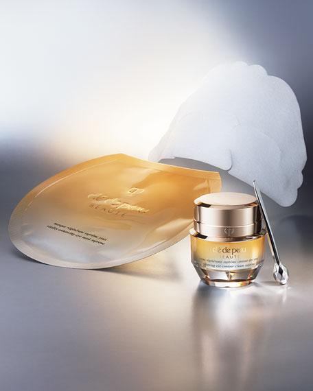 Cle de Peau Beaute Vitality Enhancing Eye Mask Supreme, 6 Sheets