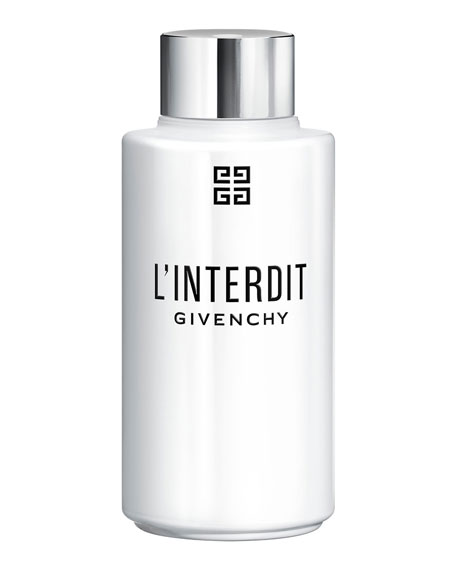Givenchy L'Interdit Body Lotion, 6.8 oz./ 200 mL