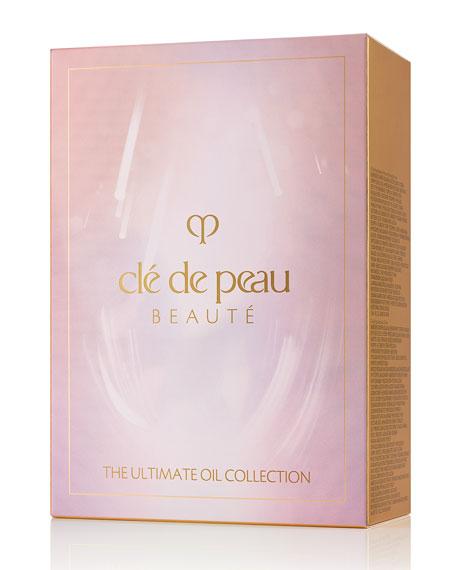 Cle de Peau Beaute The Ultimate Oil Collection