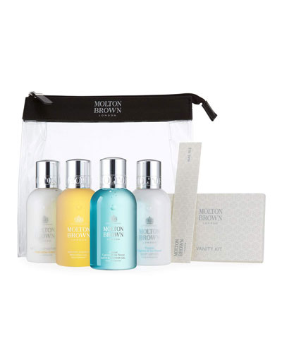 Women's Art of Travel Set