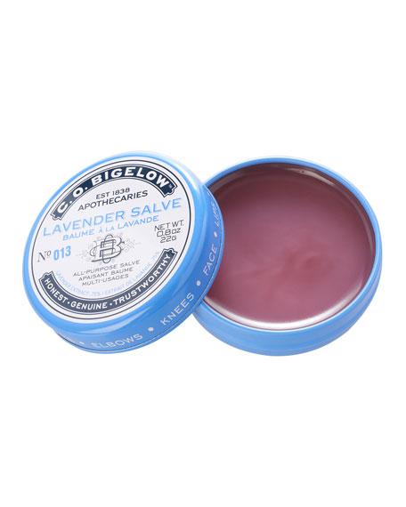 C.O. Bigelow Lavender Salve Tin, 0.6 oz.