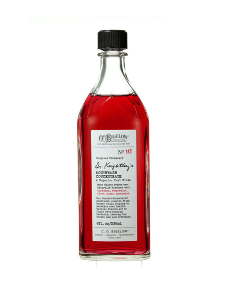 C.O. Bigelow Dr. Keightley's Mouthwash Concentrate, 8 oz./ 236 mL