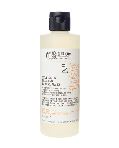 C.O. Bigelow Oily Skin Foaming Facial Wash, 8 oz./ 236 mL