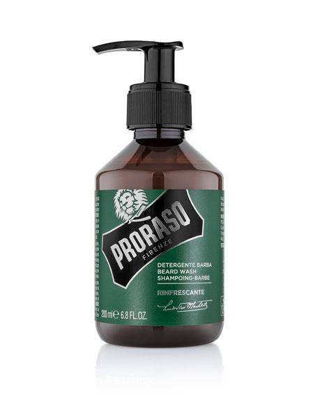 Proraso Proraso Beard Wash Refreshing Scent, 6.8 oz./ 200 mL