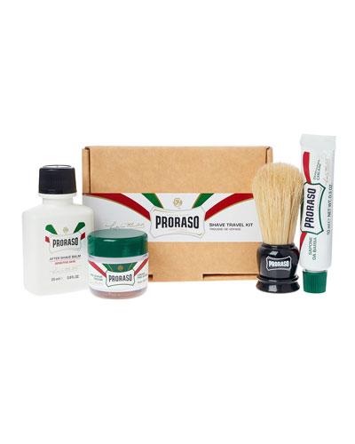 Travel Shaving Kit