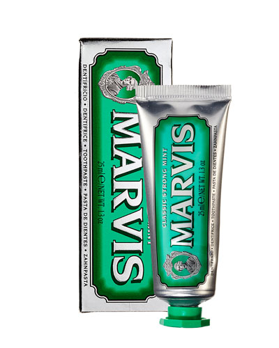 Classic Strong Mint Toothpaste  1.3 oz./ 25 mL