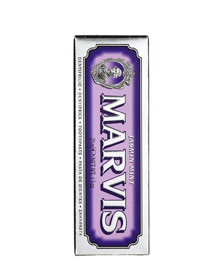 Marvis Jasmine Mint Toothpaste, 1.3 oz./ 25 mL