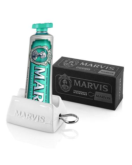 Marvis Ceramic Toothpaste Dispenser