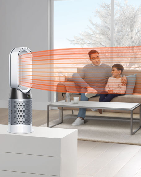 Dyson HP04: Pure Hot + Cool Air Purifier, Heater + Fan