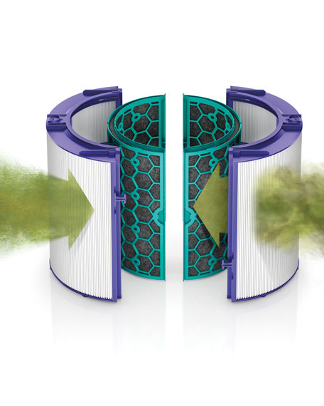 Dyson TP04: Pure Cool Purifying Tower Fan