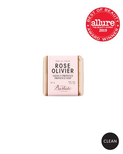Rose Olivier Artisanal Provence Soap  1.7 oz / 50 g