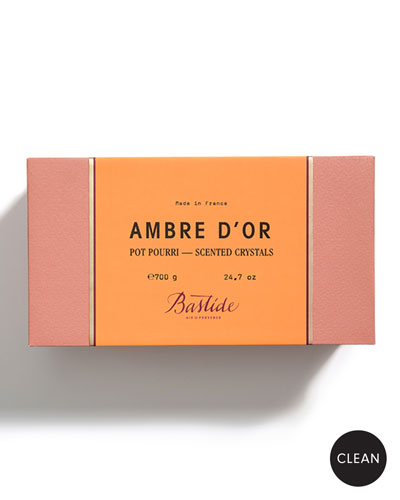 Ambre d'Or Potpourri Scented Crystals  700 g