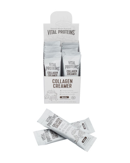 Vital Proteins Collagen Creamer Mocha Stick Pack Box