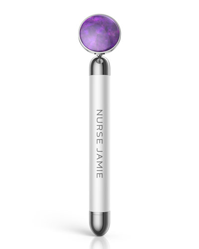 NuVibe RX Amethyst Massaging Beauty Tool