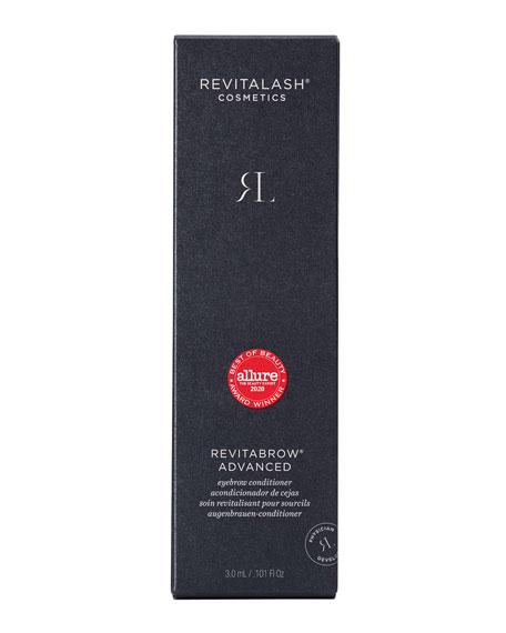 RevitaLash RevitaBrow Advanced Eyebrow Conditioner, 3 mL