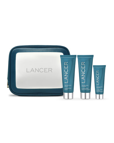 The Lancer Method 3 Piece Intro Kit