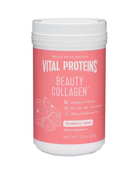 Vital Proteins Beauty Collagen Strawberry Lemon