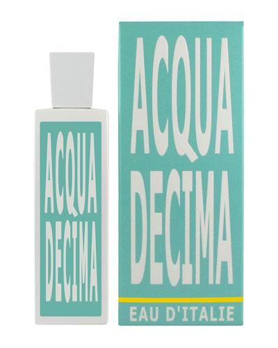 Acqua Decima Eau de Toilette  3.4 oz./ 100 mL