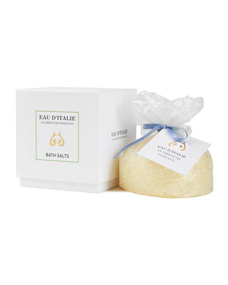 Eau d' Italie Bath Salts, 17.6 oz./ 500 g