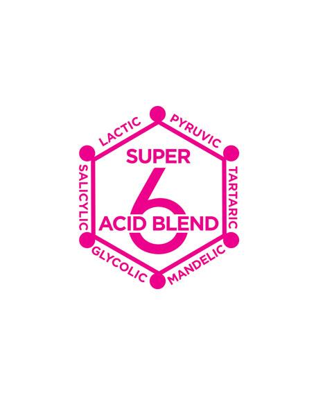 Glamglow SUPERTONER™ Exfoliating Pore Clarifying Acid Solution, 6.7 oz./ 200 mL